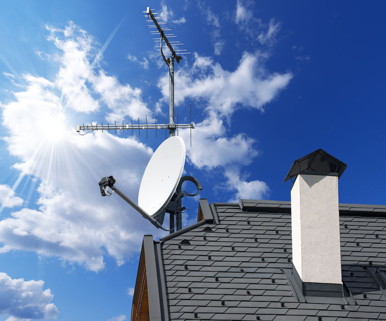 Montaż iinstalacje anten satelitarnych iDVB-T Makrosat Toruń