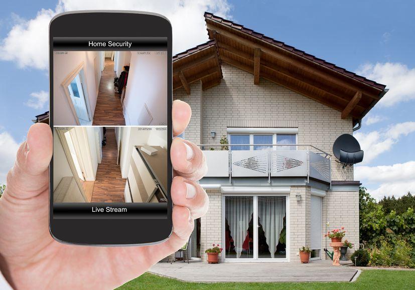 Inteligentny dom sterowany jednym przyciskiem Makrosat Toruń